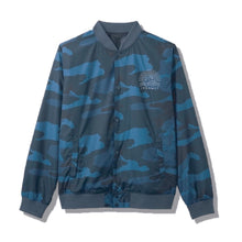 SUN WAVE STADIUM Mens Jacket SSL-313(J) Navy camo