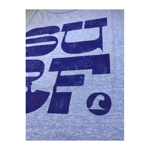 SURF TRY BLEND Mens Tee SSL-314(S) Blue
