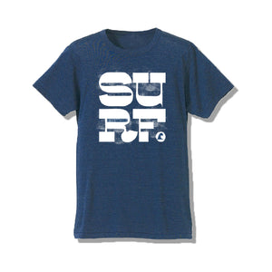 SURF TRY BLEND Mens Tee SSL-314(S) Navy