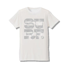 SURF TRY BLEND Mens Tee SSL-314(S) White