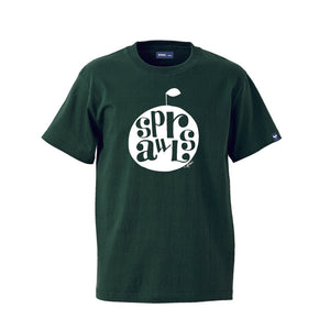 Yusuke Hanai Apple Logo Tee SSL-318(S) DarkGreen