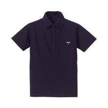 B/D Polo Shirts SSL-327(P) Navy