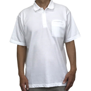 Jacquard Polo Shirt SSL-392