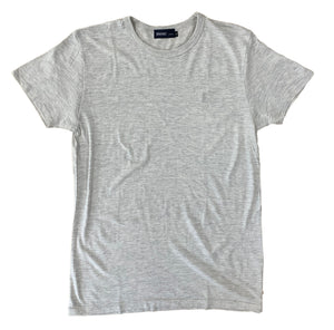 Try blend One point Embroidery Tee SSL-407