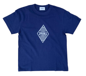 Diamond Graphic Tee 5.6oz SSL-414