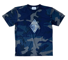 Camo Dry Diamond Tee 4.1oz SSL-417