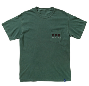 Gradation SPR Pocket Logo Tee 6.1oz SSL-429