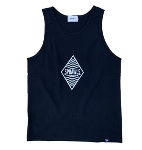 Diamond Tank top 5.6oz SSL-421