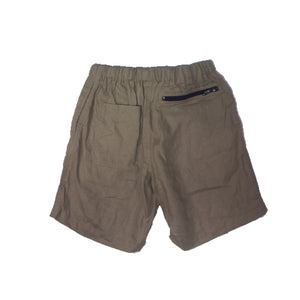 Hemp Shorts STD-027 Beige