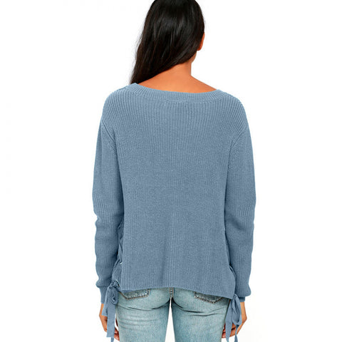 Women Long Sleeve Female Pullover Top LAVELIQ