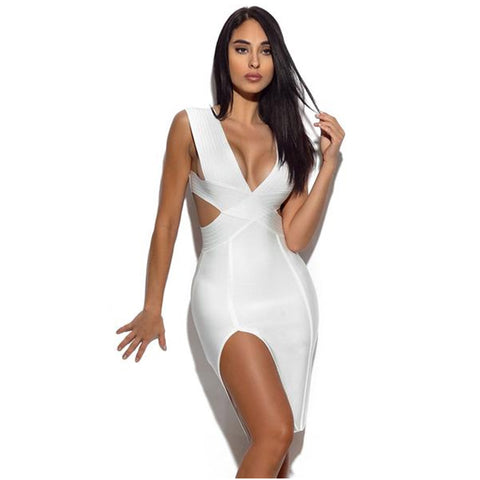 New Fashion Bodycon Bandage Dress LAVELIQ