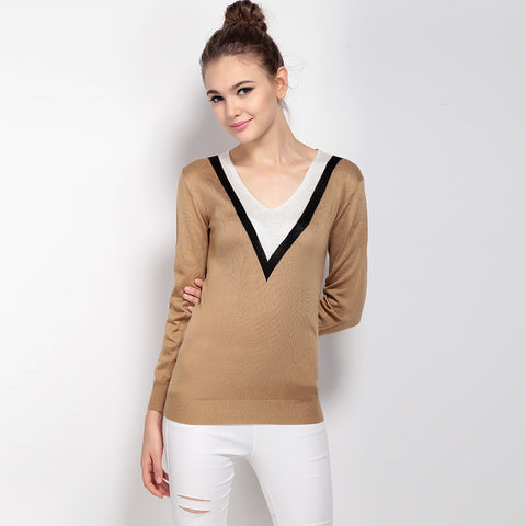 Long Sleeve Fashion Women Sweater LAVELIQ