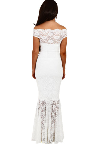 Lace Dresses Party Gowns Off Shoulder Laveli
