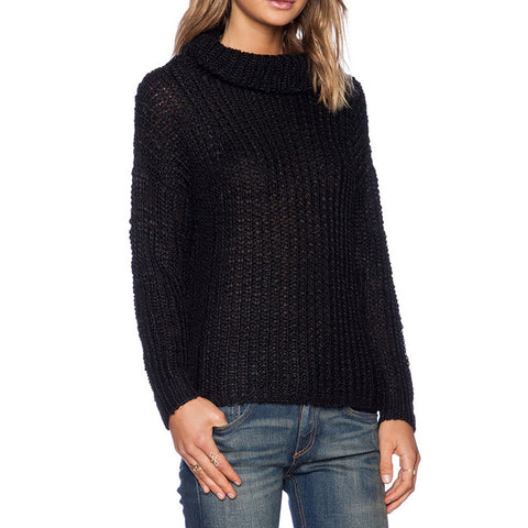 Slim Casual Lady Pullovers LAVELIQ