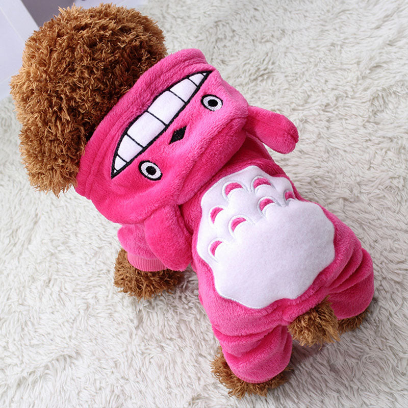 Soft and Warm Dog outfit / Dog clothes - Laveliqus
