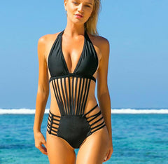 Brand One Piece Swimsuit Women Swimwear LAVELIQ - Laveliqus