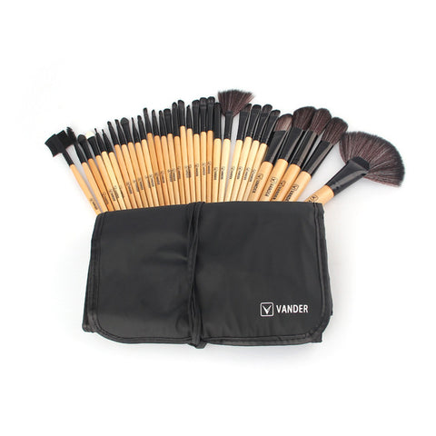 32 Pieces Set Professional Makeup Brushes LAVELIQ