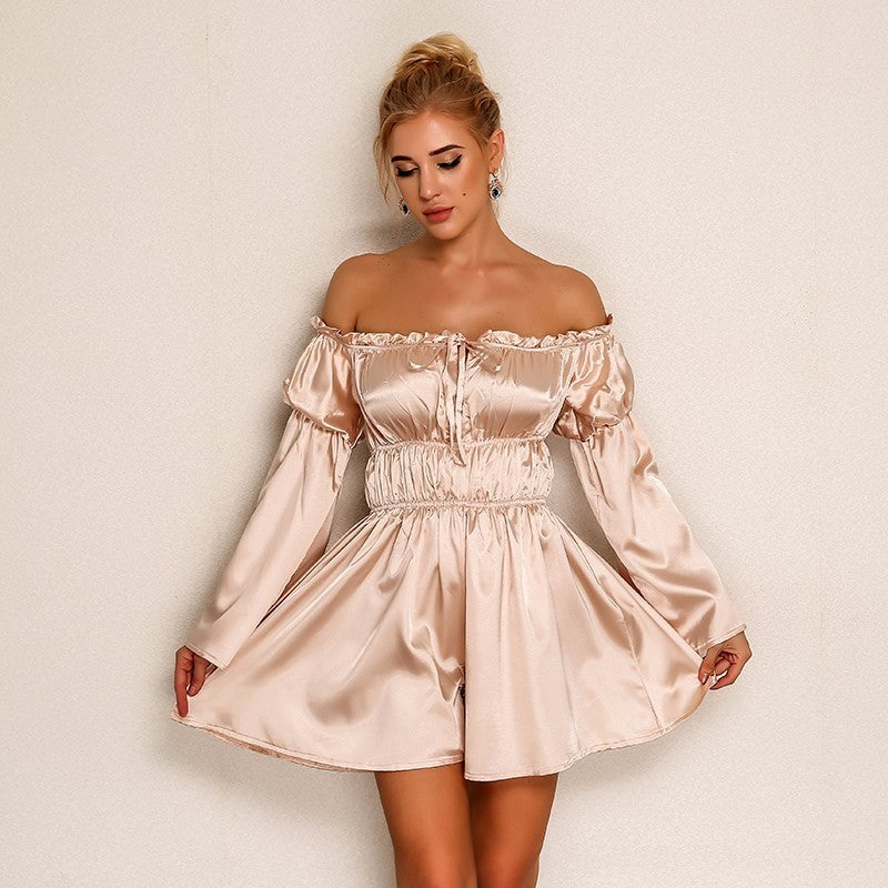 19dd03ede1 Sexy Off Shoulder women Rompers