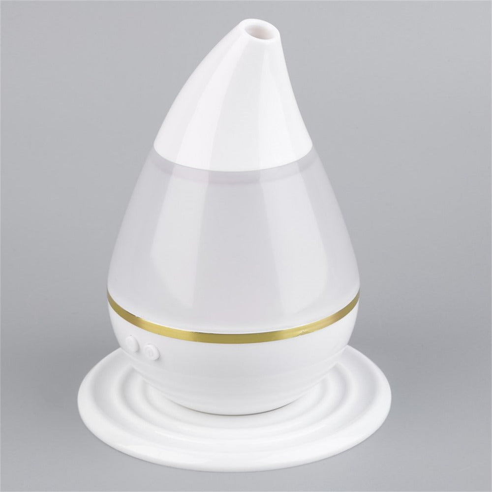 Portable Ultrasonic Humidifier USB Aromatherapy Essential oil Diffuser Mist Maker - Laveliqus