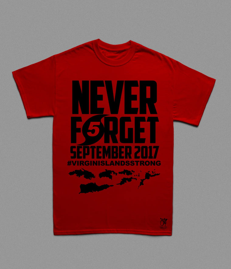 Never Forget Men's Shirt