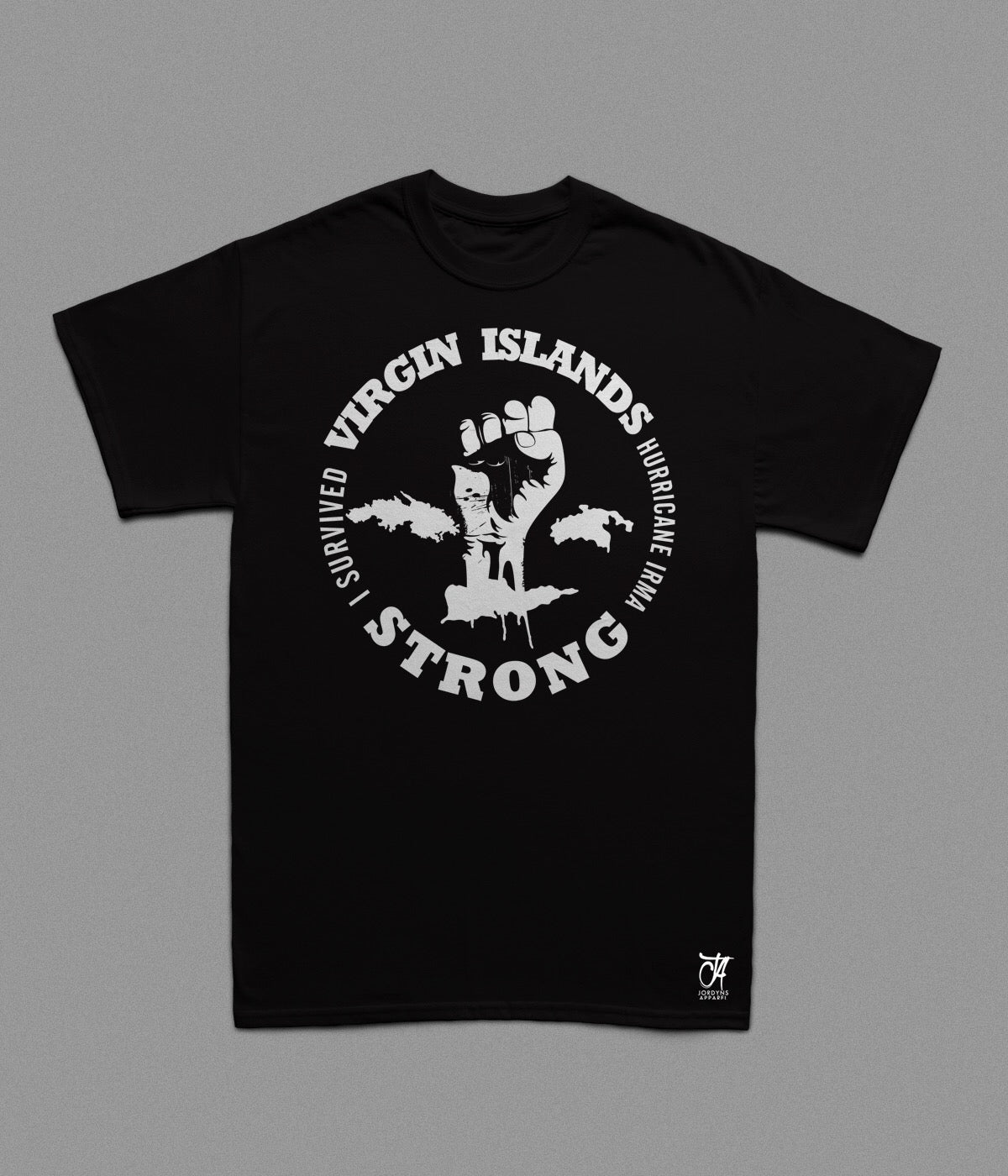 Virgin Islands Strong Men's Shirt