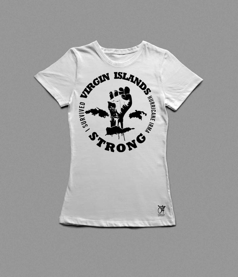 Virgin Islands Strong Women's Shirt