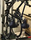 Custom Vertical Bike racks