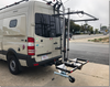 Yakups Model KR2B56 rack can be used with a heavy duty Swing  Arm on RV's &  Vans, includes Bike Rack for  Kayaks, & 2 standard bikes! no sales tax outside NYS