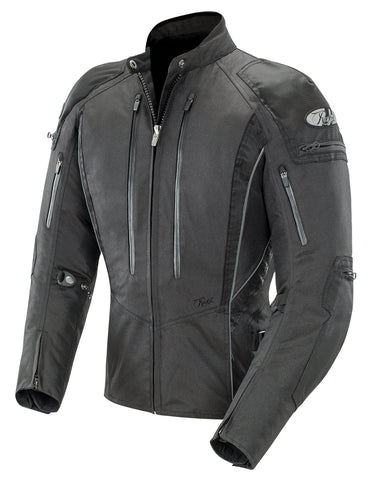 Ladies Atomic 5.0 Motorcycle Jacket | Black