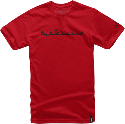Alpinestars Men's TEE WORD RD