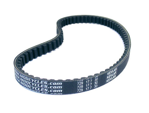 V-BELT 729 17.7-30 MMG **KEVLAR** ( Scooter Parts )