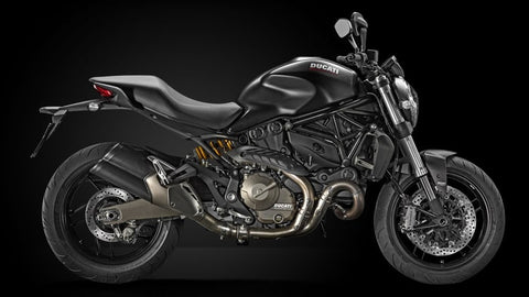 Ducati Monster 821 Dark Stealth