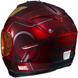 IRON MAN Motorcycle Helmet (Marvel Official)