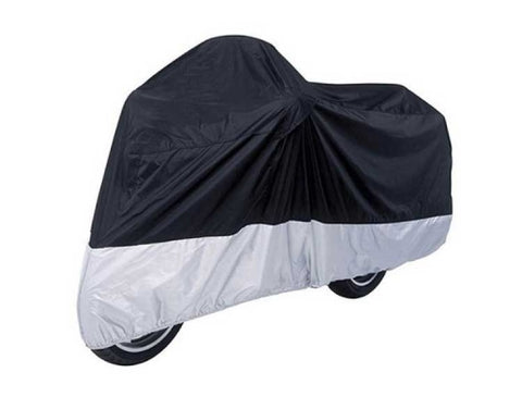 PREMIUM SCOOTER Cover - BK/GY - For LARGE Size Scooters ( Scooter Parts )