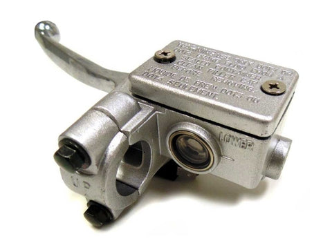 Master cylinder for rear disk brake systems (LH) ( Scooter Parts )