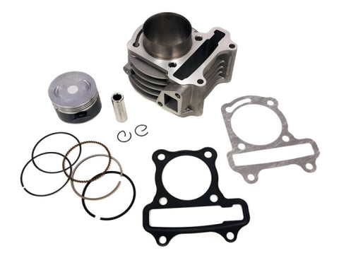 Cylinder Kit 100cc , (50mm piston) ( Scooter Parts )