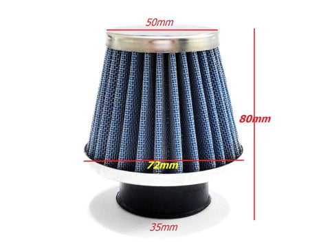 Air Filter Cone 35mm ( Scooter Parts )