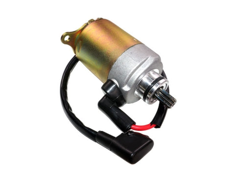MYK starter motor for GY6 125/150 engines.  MYK starter motor for GY6 125/150 engines ( Scooter Parts )