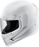 ICON HELMET AFP WHITE