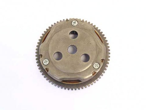 Starter clutch for Chinese (Yamaha JOG/ Minarelli) engines with 13mm CVT ( Scooter Parts )