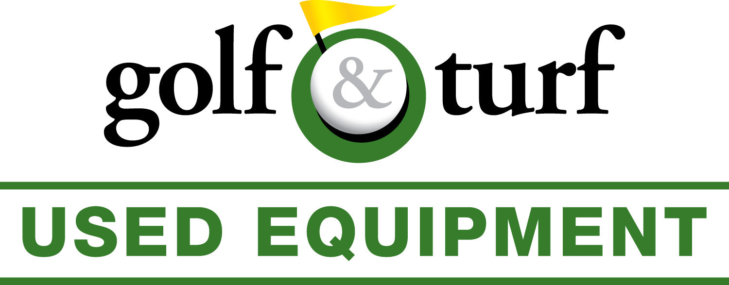 Used Golf and Turf Equipment