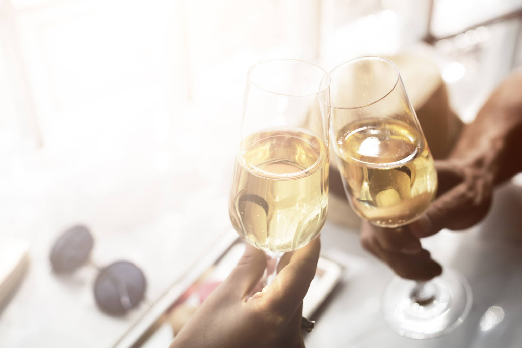 Six reasons to join Sherri's Champagne Club