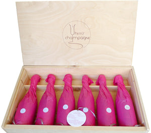 Six-bottle Champagne Gift