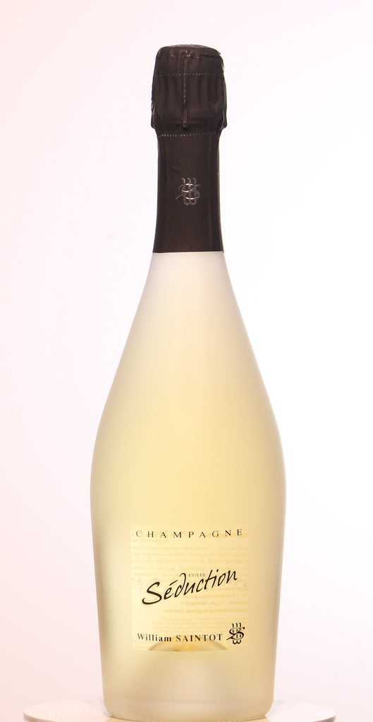 William Saintot Cuvée Séduction Premier Cru Blanc de Blancs