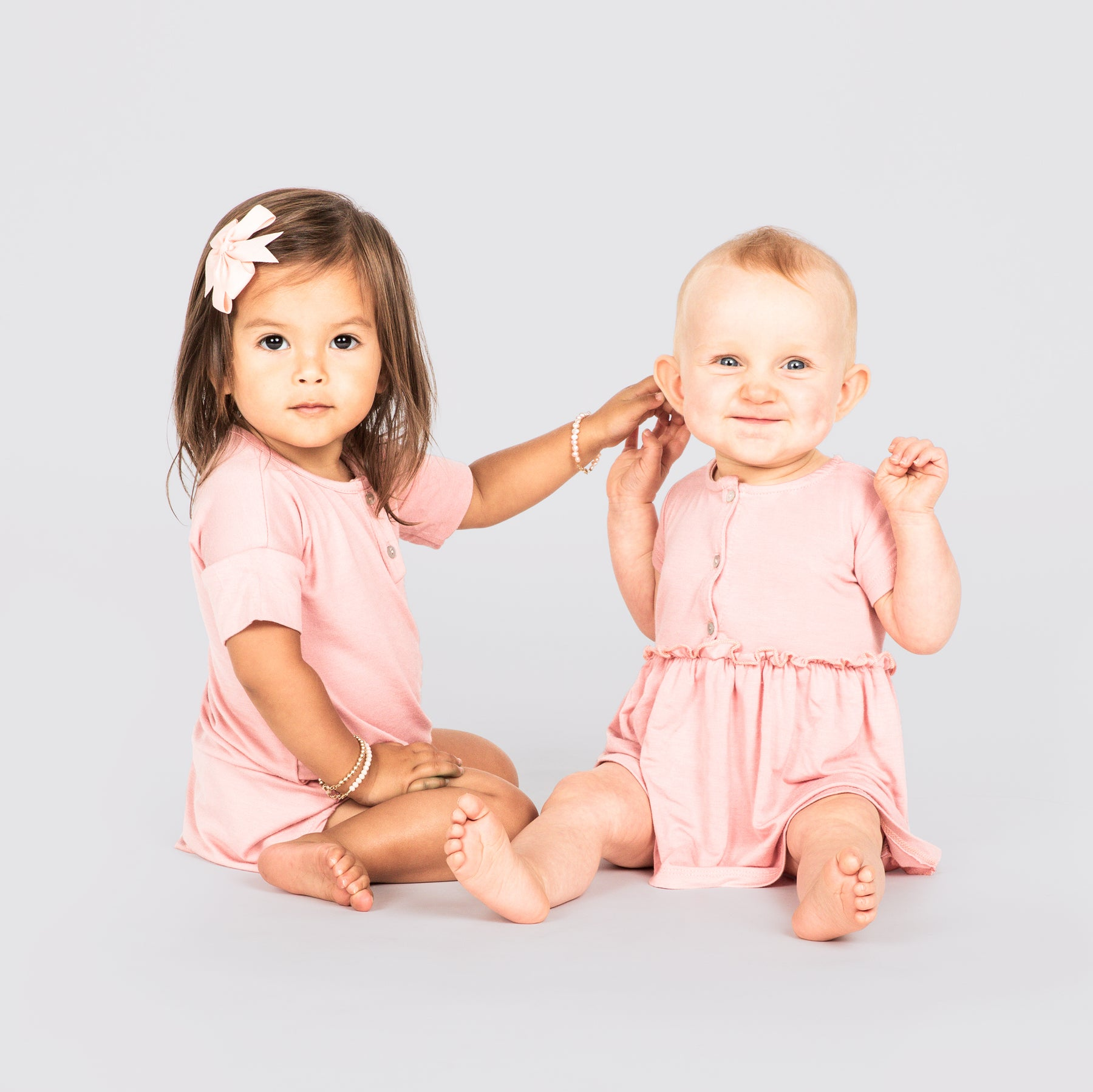 Organic baby dress and onesies. Newborn. Mommy and me outfits, clothes.