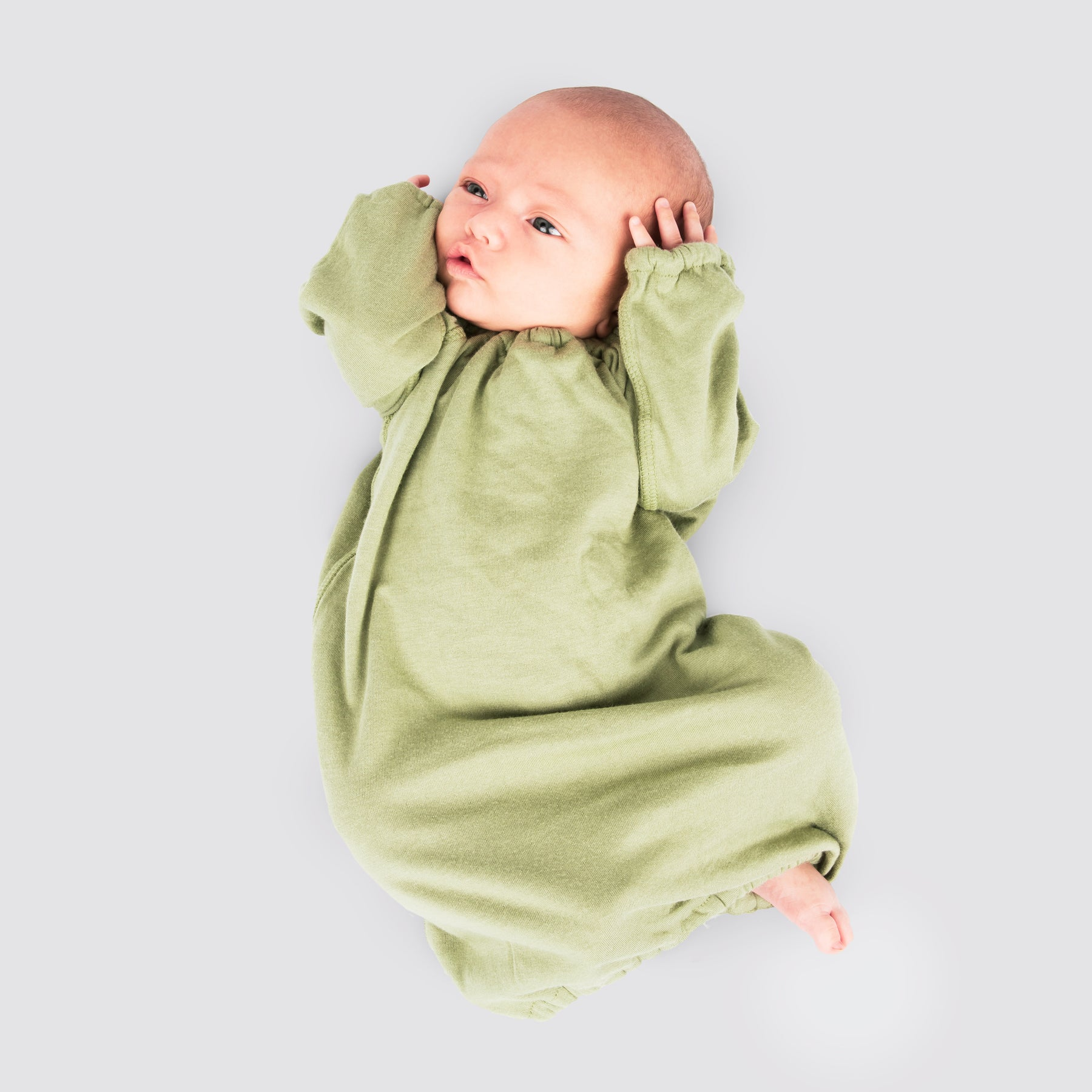 Heavenly soft baby clothes lets you effortlessly dress and undress your baby. An absolute essential for every happy baby. Bamboo and organic cotton. Gender Neutral. Mommy and me clothes. Made in USA.