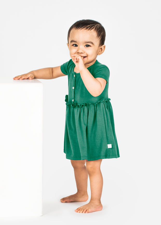 Bamboo Basic Onesie Dress