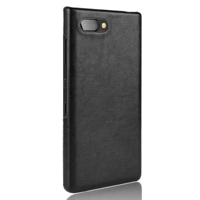 timeless design fadcc 4408a Leather and Hard Case For BlackBerry Key 2