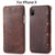 Luxury Genuine Leather Wallet Case for iPhone X CTM240201