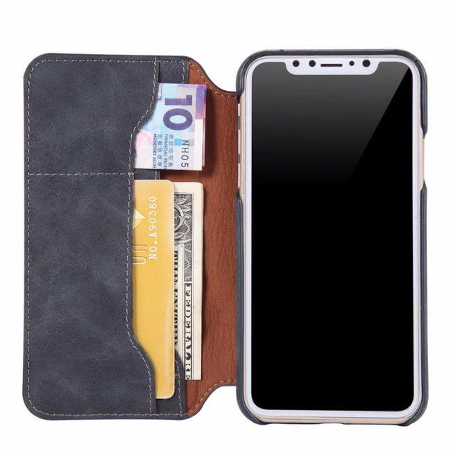 new style 783eb 49313 Luxury PU Leather Wallet Case for iPhone X L0N270201